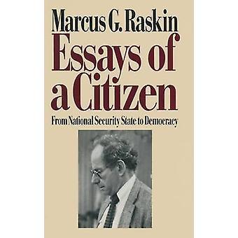 מסות אזרח ממדינת ביטחון לאומי לדמוקרטיה ממדינת ביטחון לאומי לדמוקרטיה מאת רסקין & מרקוס ג'י.