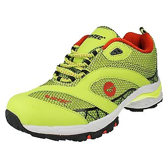 Mens Hi-Tec Trainers stijl - proef Runner Special - groen