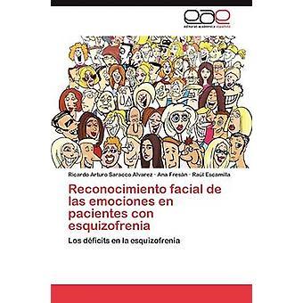 Reconocimiento facial de las emociones en pacientes con esquizofrenia by Saracco Alvarez Ricardo Arturo