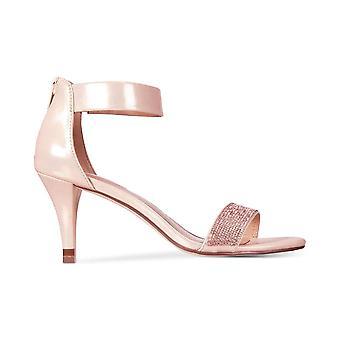 Stil & co kvinners Phillyis åpen tå Casual ankelen stroppen sandaler