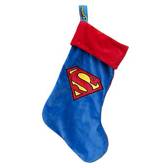 DC Comics Superman calza di Natale