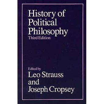 History of Political Philosophy (3rd Revised edition) by Leo Strauss