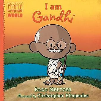 I am Gandhi by Brad Meltzer - 9780735228702 Book
