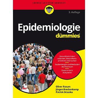 Epidemiologie Fur Dummies by Oliver Razum - Jurgen Breckenkamp - Patr