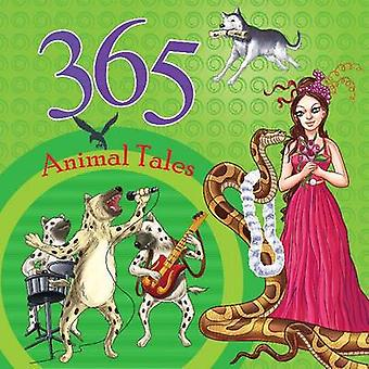 365 Animal Tales by Sterling Publishers - 9788120784680 Book