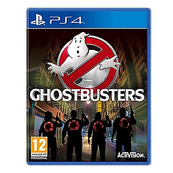 Ghostbusters 2016 PS4 Game (English/French Box)