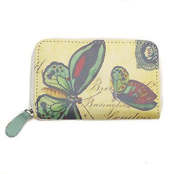 Disastro disegni vintage farfalla borsa