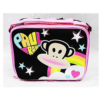 Lunch Bag - Paul Frank - Black Rainbow Logo New Case Girls Gifts 82103
