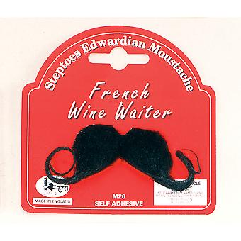 Bristol Novelty Unisex Adults Wine Waiter Moustache