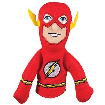 Finger Puppet-DC Comics-Flash nya presenter Toys licensierade 4448
