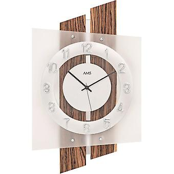 Horloge murale AMS 5531