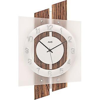 Reloj de pared AMS 5531