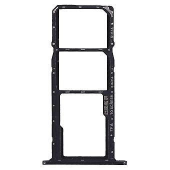 Für Huawei Y5 2019 Card Tray Schwarz Schlitten Karten Halter Ersatzteil Reparatur