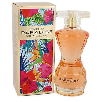 Sofia vergara tempting paradise eau de parfum spray by sofia vergara 547271 100 ml
