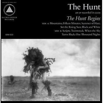 Hunt - Hunt Begins [CD] USA import
