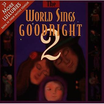 World Sings Goodnight - World Sings Goodnight: Vol. 2 [CD] USA import