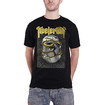 Kvelertak T Shirt New Error Band Logo new Official Mens Black