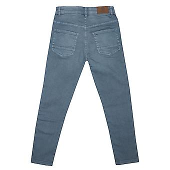 Baby jongens Franklin en Marshall skinny fit jeans in denim-zip Fly-skinny