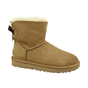 UGG Mini Bailey Bow II 1016501-CHE Womens winter boots