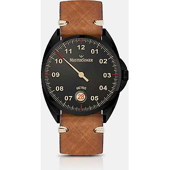 MeisterSinger Men's Watch ME902BL_SVSL03