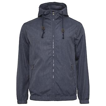 Urban classics men's melange windbreaker