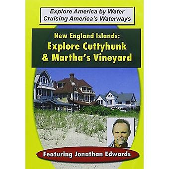 New England Islands: Small Ship Cruising - Explore [DVD] USA import