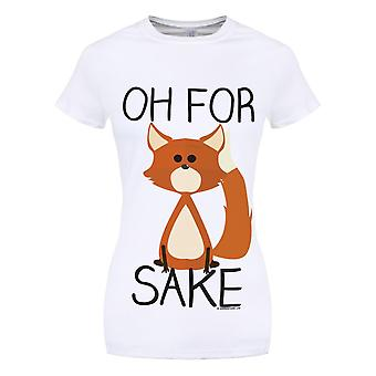 Grindstore Womens/Ladies Oh For Fox Sake T-Shirt