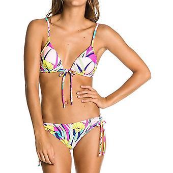 Roxy Boost slips BH 70 s Lowrider slips side bikini i ø drømme