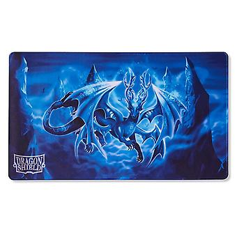 Dragon Shield Playmat- Xon Matte Night Blue Panga Limited Edition