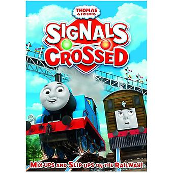 Thomas & Friends: Signals Crossed [DVD] USA import