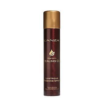 Lanza Keratin Healing Oil glanzend afwerkings spray 100ml