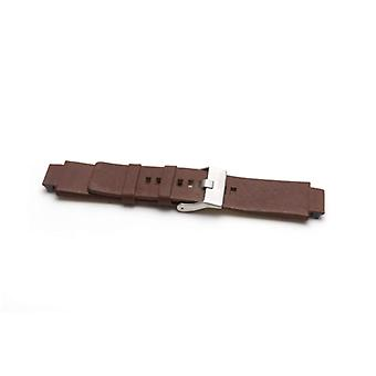 Authentic diesel leather watch strap for dz1090