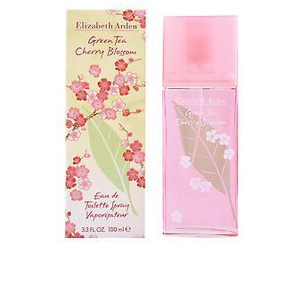 Elizabeth Arden vihreä tee Cherry Blossom Eau de Toilette Spray 100 ml naisille