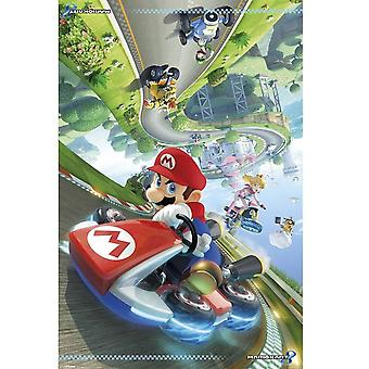 Mario Kart 8, Affiche Maxi