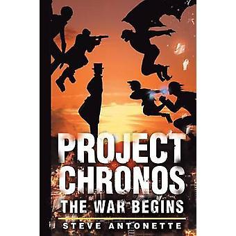 Project Chronos door Steve Antonette