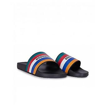 Dsquared2 Logo Sliders