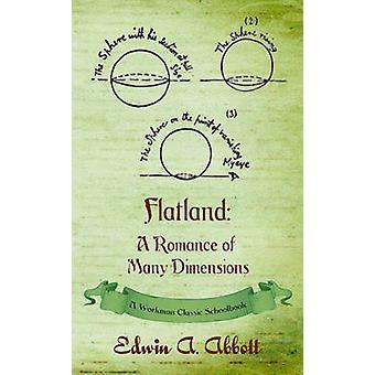 Flatland A Workman Classic Schoolbook by Workman Classic Schoolbooks