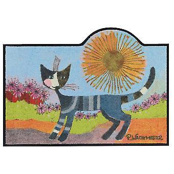 Rosina Wachtmeister Doormat Good Morning Leo 55 x 76 cm