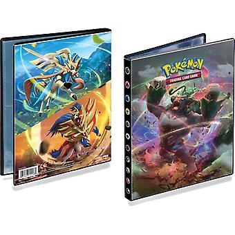 Ultra Pro Pokemon 4-Pocket Binder - Sword & Shield 2