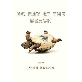 No Day at the Beach by John Brehm - 9780299326548 Book