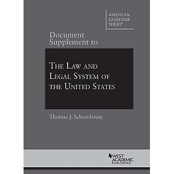 Document Supplement to the Law and Legal System of the United States