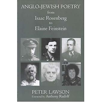 Anglo-Jewish Poetry from Isaac Rosenberg to Elaine Finestein by Peter