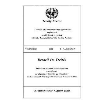 Treaty Series 2885 (Bilingual Edition) by Treaty Series 2885 (Bilingu