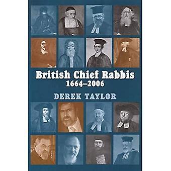 British Chief Rabbis, 1664-2006