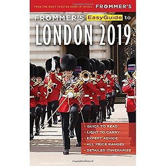 Frommer's EasyGuide to London 2019 (EasyGuide)