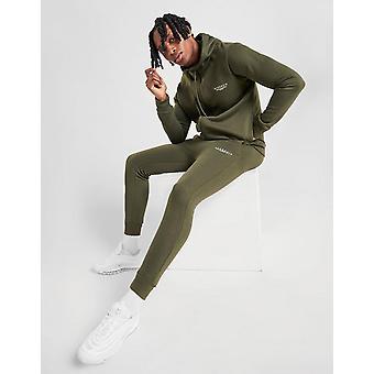 Nya McKenzie Men's Essential Tracksuit Green