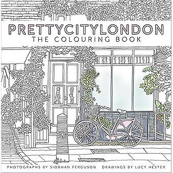 prettycitylondon - Målarboken av Siobhan Ferguson - 9780750990