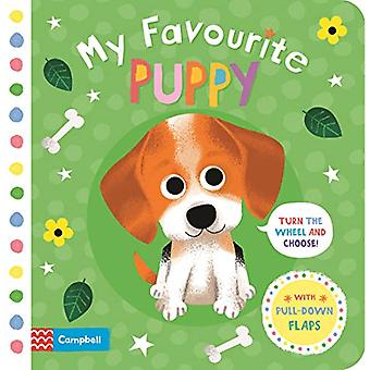My Favourite Puppy by Campbell Books - 9781509898060 Book