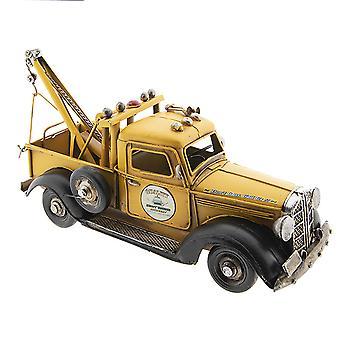 Model car Retro Tow Truck USA