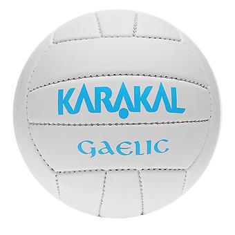 Karakal First Touch Gaelic Ball Football Training GAA Balls Stitched Panels